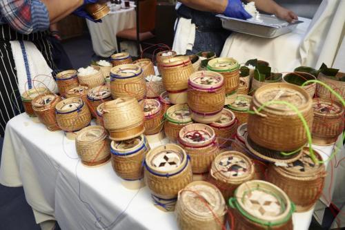 thip khao sticky rice baskets